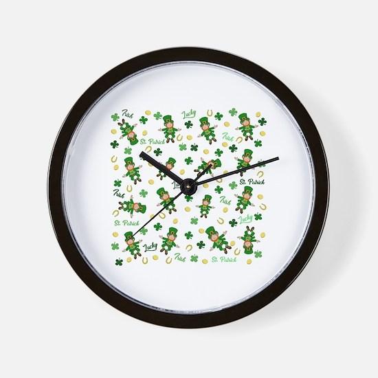 Funny Awesome beard Wall Clock