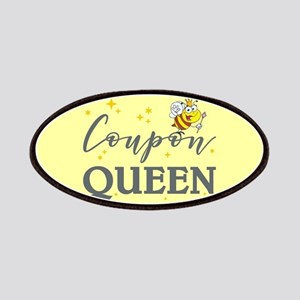 COUPON QUEEN Patch