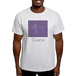Taurus Astrology 2 Light T-Shirt