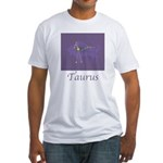Taurus Astrology 2 Fitted T-Shirt