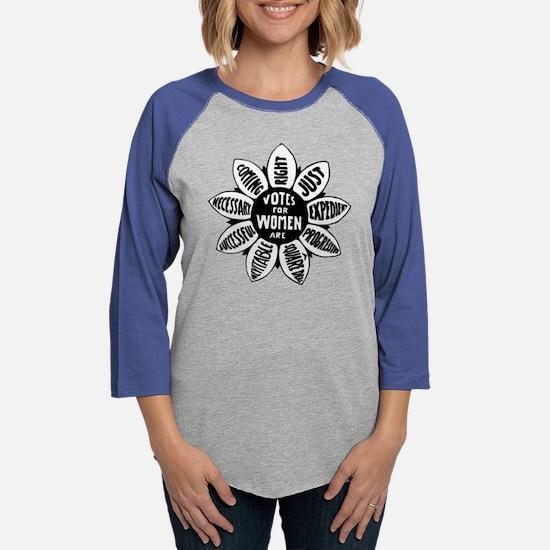 Votes For Women Historical des Long Sleeve T-Shirt