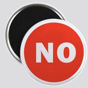 NO means no Magnet