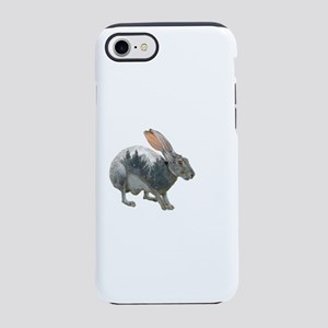 Hare Double Exposure iPhone 8/7 Tough Case