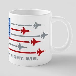 USAF Fly. Fight. Win Mugs