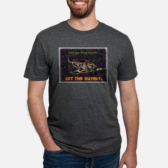 Lure course/bunny Ash Grey T-Shirt