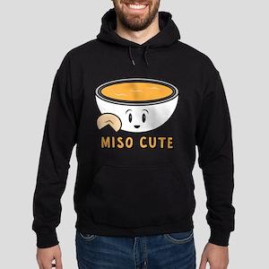 Miso Cute Hoodie (dark)