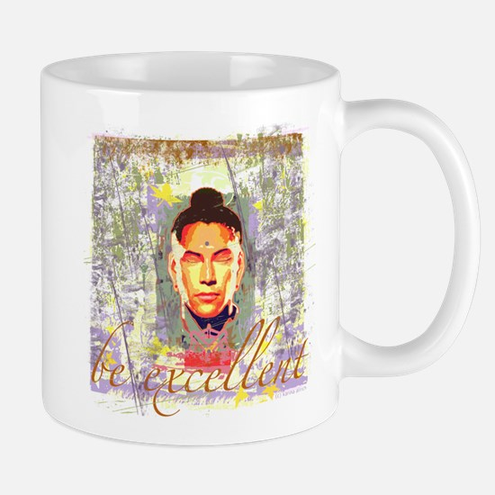 Be Excellent Buddha Mugs