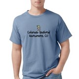 I like hike colorado national monument Comfort Colors Shirts