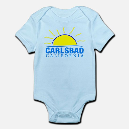 Summer carlsbad state- california Body Suit