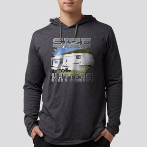 Size Matters Fifth Whee Long Sleeve T-Shirt