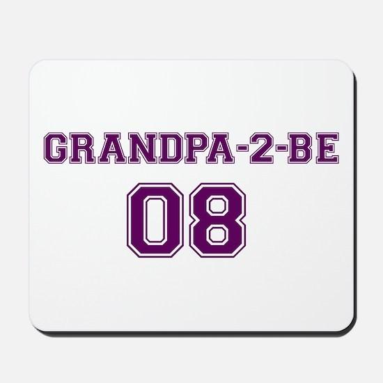 Grandpa-2-be Mousepad