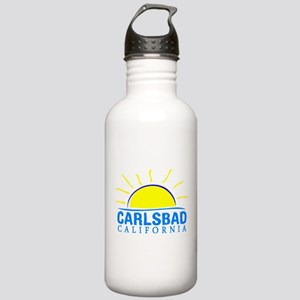 Summer carlsbad state- Stainless Water Bottle 1.0L