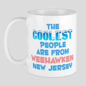 Coolest: Weehawken, NJ Mug