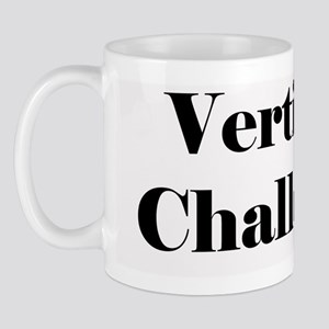 Vertically Challenged Mug