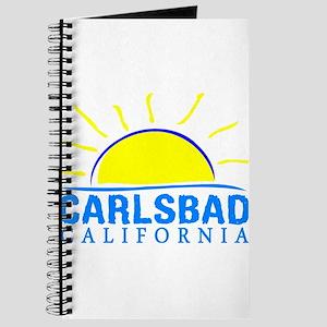 Summer carlsbad state- california Journal