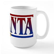 Atlanta Dad Large Mug