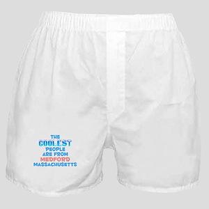 Coolest: Medford, MA Boxer Shorts