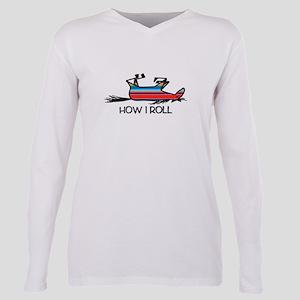 How I Roll Serape T-Shirt