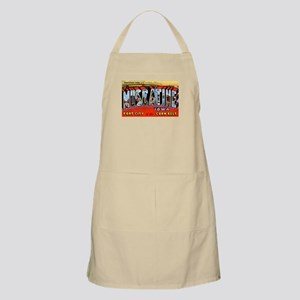 Muscatine Iowa Greetings BBQ Apron