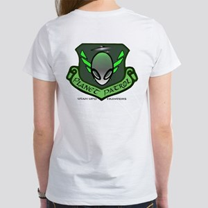 Planet Patrol logo Women's T-Shirt