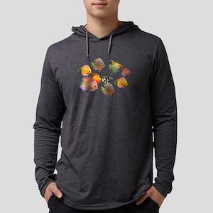 Discus Fish Long Sleeve T-Shirt