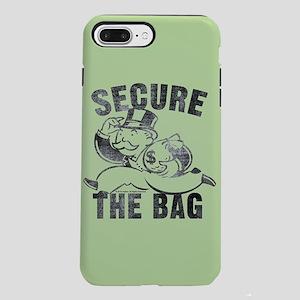 """Monopoly """"Secure The Ba iPhone 8/7 Plus Tough Case"""
