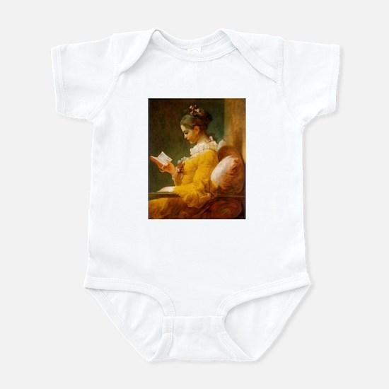 Jean Honore Fragonard Infant Bodysuit