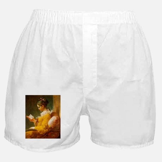 Jean Honore Fragonard Boxer Shorts