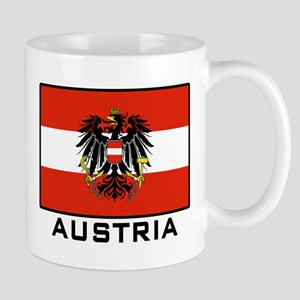 Flag of Austria Mug