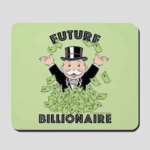 Monopoly Future Billionaire Mousepad