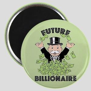 Monopoly Future Billionaire Magnet