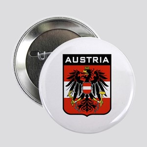 "Austria Coat of Arms 2.25"" Button"