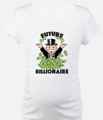 Monopoly Future Billionaire Shirt