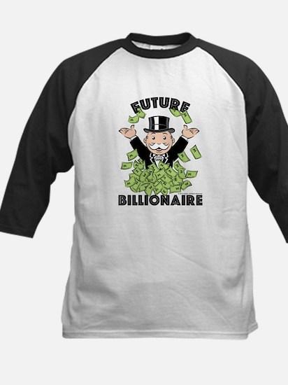 Monopoly Future Billionaire Tee