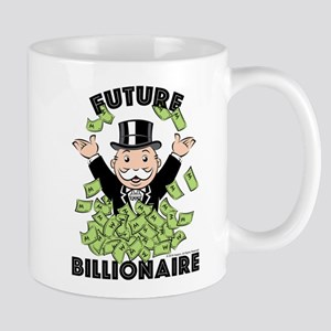 Monopoly Future Billionaire 11 oz Ceramic Mug