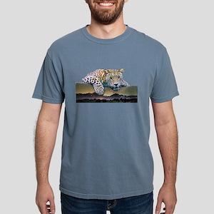 Leopard Double Exposure T-Shirt