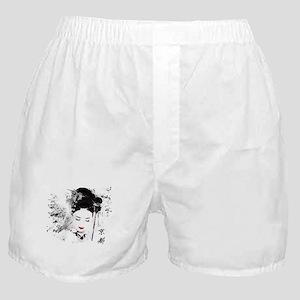 Kyoto Geisha Boxer Shorts