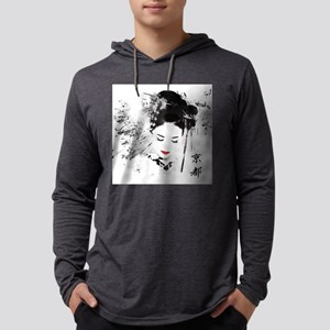 Kyoto Geisha Long Sleeve T-Shirt