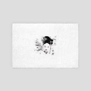 Kyoto Geisha 4' x 6' Rug