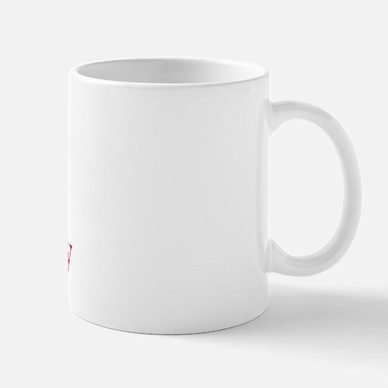 T is for Tiffany Mug