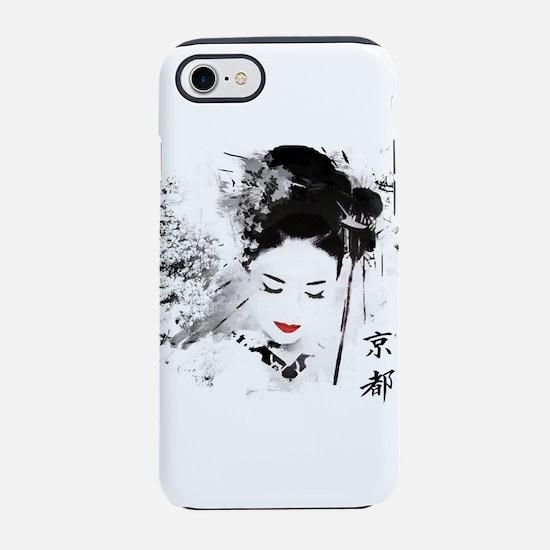 Kyoto Geisha iPhone 8/7 Tough Case