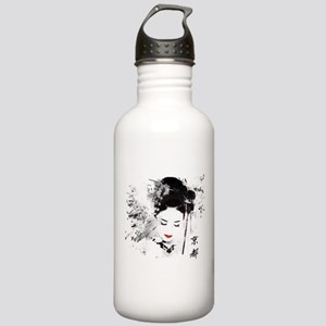 Kyoto Geisha Stainless Water Bottle 1.0L