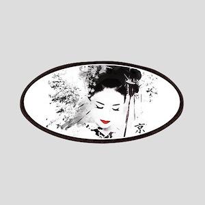 Kyoto Geisha Patch