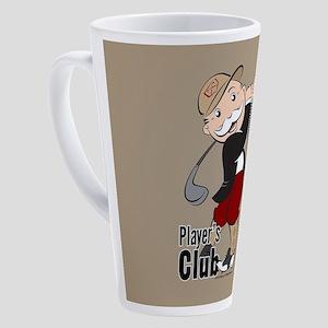 Monopoly Player's Club 17 oz Latte Mug