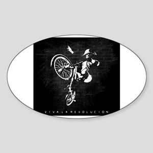 Napoleon BMX Freestyle Sticker