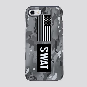SWAT: Urban Camouflage iPhone 8/7 Tough Case