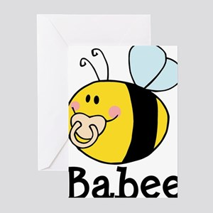 Babee Bee Greeting Cards