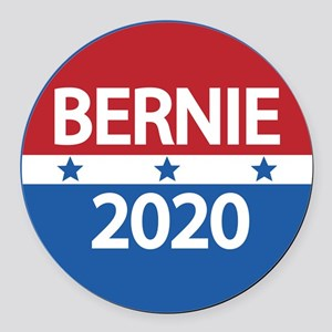 Bernie 2020 Round Car Magnet