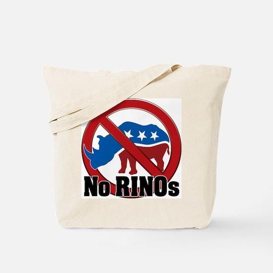 No RINOs! v2 Tote Bag