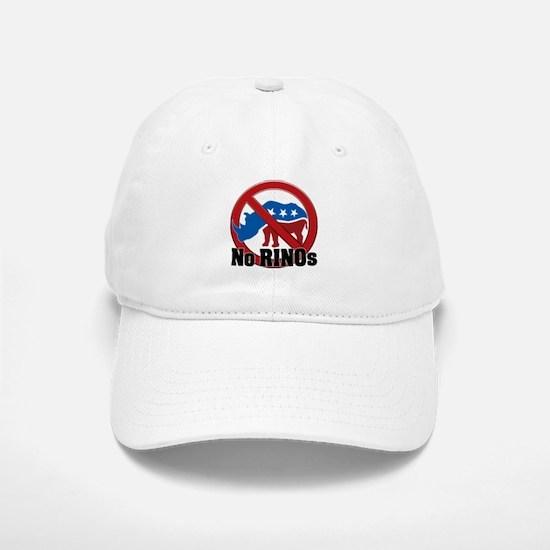 No RINOs! v2 Baseball Baseball Cap